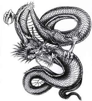 龙纹身图案大全_老兵武汉纹身店:武汉专业文身店