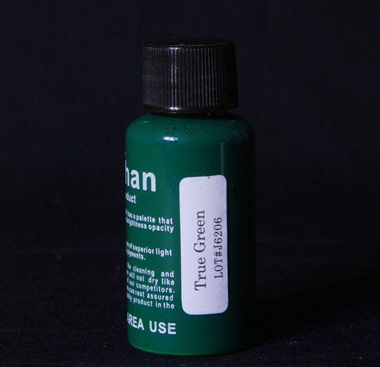 美国强纳森纯绿色纹身颜料(热卖)