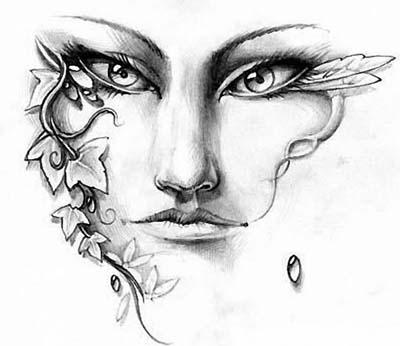 关于精灵纹身的寓意