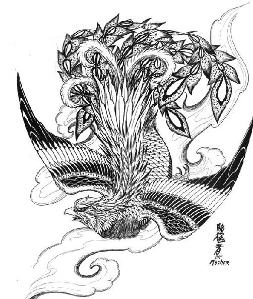 """或回复""""1""""访问千万展板的微官网,中国最全最强图案素材尽在其中!建筑设计成果纹身图片"""