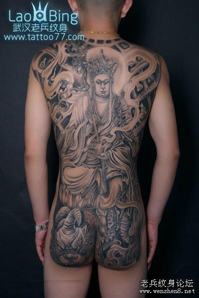 纹身之前您必须了解完美纹身的五个步骤