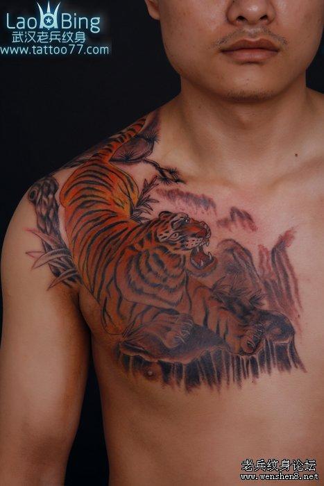纹身的讲究及寓意