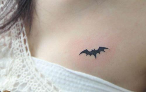 图腾蝙蝠,纹身图腾蝙蝠,纹身蝙蝠图腾,图腾蝙蝠的意义 高清图片