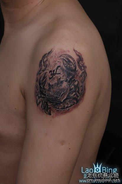 男人纹身图案和女人纹身图案纹在哪里最好看