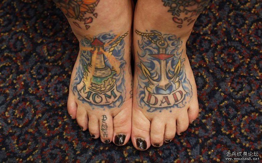 全美纹身爱好者云集美国纹身节纹身展会 老