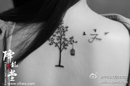 纹身主页 纹身图案大全 女生纹身图案大全  武汉纹身店 武汉纹身人  1图片