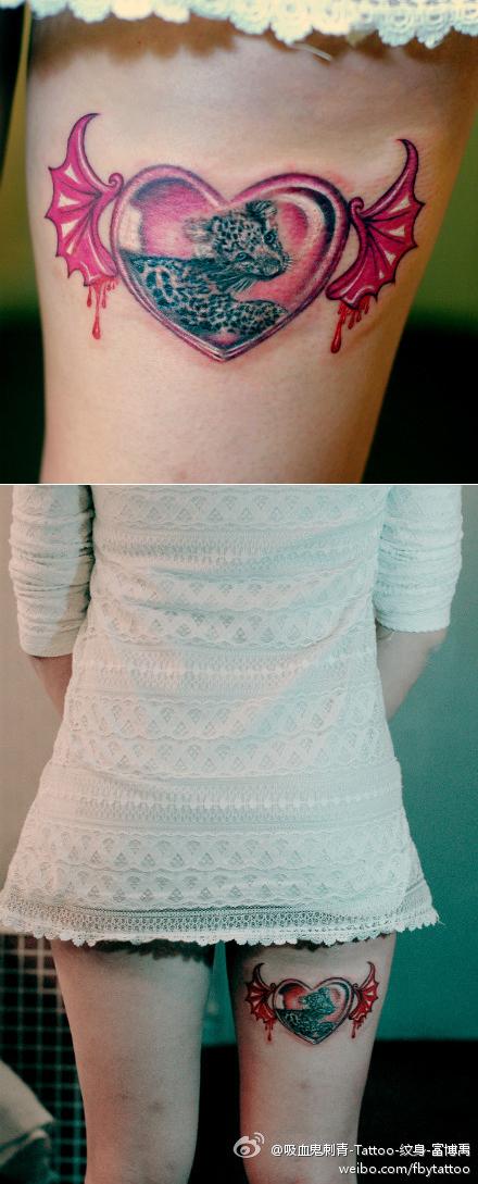 纹身背部图案天使翅膀内容纹身背部图案天使翅膀图片