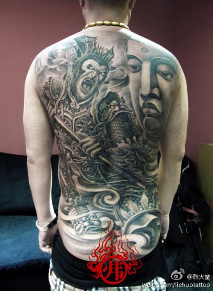 纹身主页 纹身图案大全