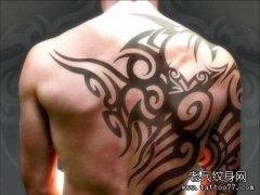 纹身图案大全 / 图腾纹身图案大全