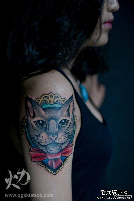 纹身图案女生手臂-简单纹身小图案_女纹身图案大全图片_纹身图案女图片