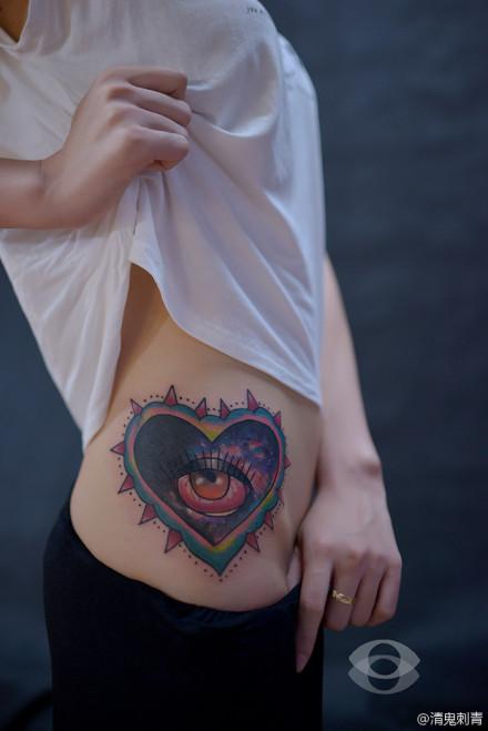 纹身图案大全 女生纹身图案大全 (440x659)