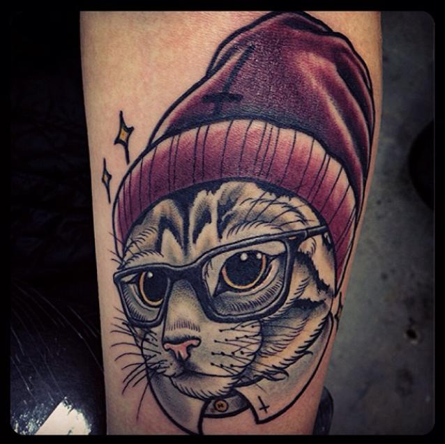 纹身主页 纹身图案大全 欧美纹身图案大全