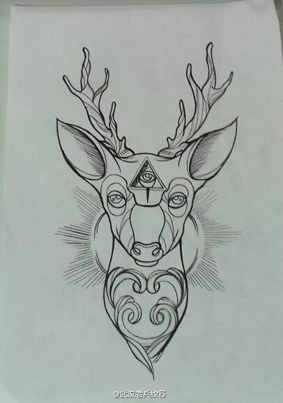 黑白点刺写实肖像纹身图案 0 (0) 0% 分享 : 服务号:laobing