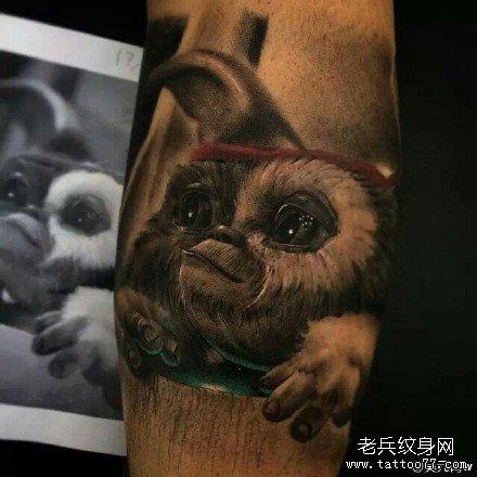 动物纹身图案大全