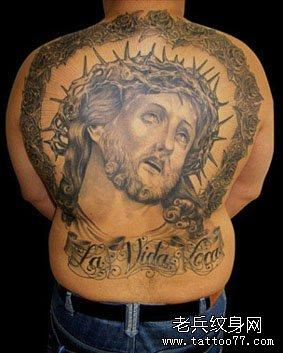 宗教纹身观点