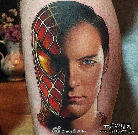 肖像纹身图案大全