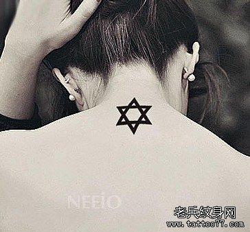星星纹身图案意义有哪些?