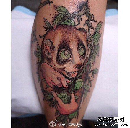 纹身主页 纹身图案大全 动物纹身图案大全