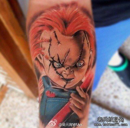 皮卡丘头像 纹身小孩图案大全图片 纹身的小孩子 动漫资讯  手稿水彩