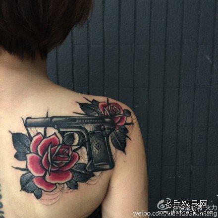 2015最新纹身图案