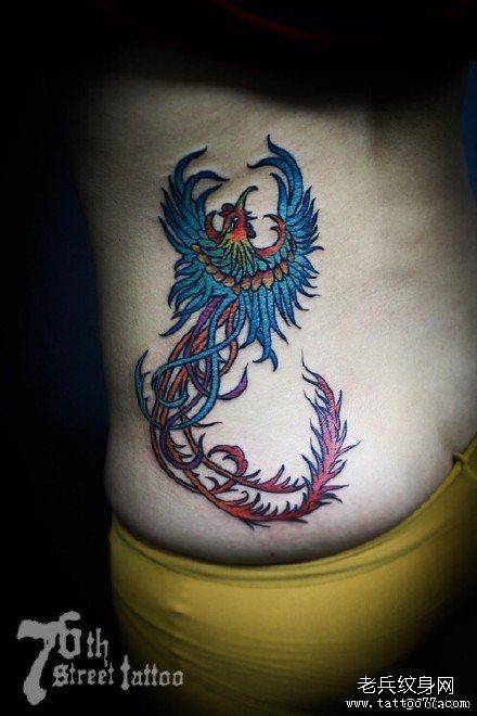纹身主页 纹身图案大全 凤凰纹身图案大全