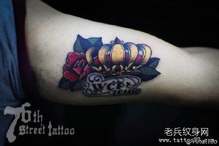 胳膊纹身图案大全
