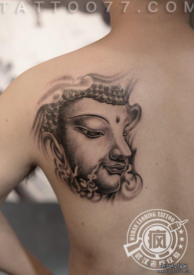 纹身主页 纹身作品集 黑灰作品  2015-08-19 10:36       武汉纹身店