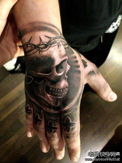 纹身图纸展示图片