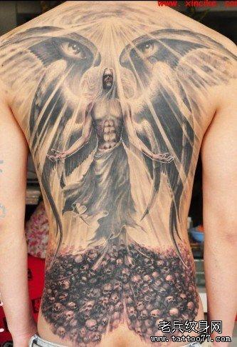 魔鬼纹身图案的讲究和意义