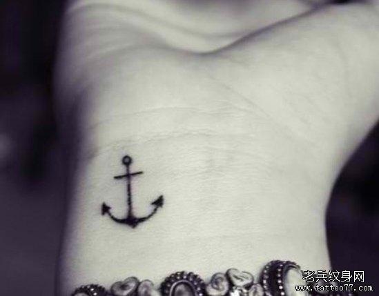 手腕纹身图案