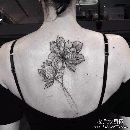 康之园 梅花纹身 图案 > 手臂莲花纹身图案  手臂莲花纹身图案 宽440