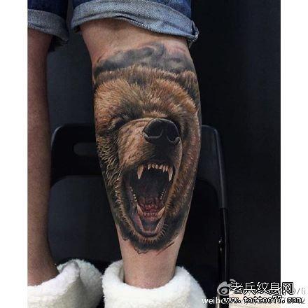 老鼠纹身手腕分享展示