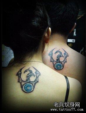 讲述的是对爱情的承诺对纹身艺术的追求.