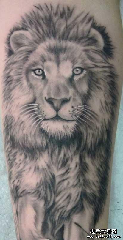 纹身主页 纹身图案大全 狼虎豹纹身图案大全
