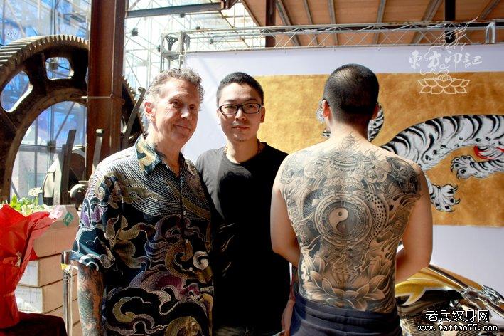 Ed Hardy 一个传奇的纹身大师