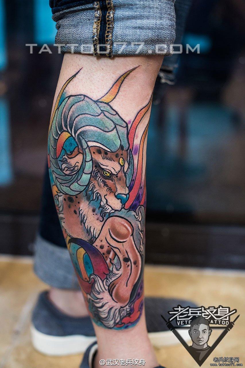 2016-07-02 22:37 武汉纹身店 纹身图案大全  0 喜欢   浏览  小腿羊