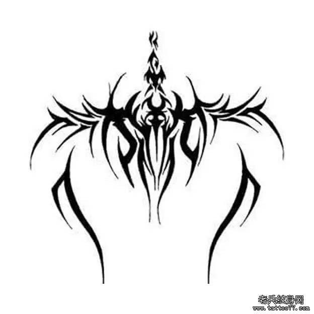 纹身主页 纹身图案大全 图腾纹身图案大全  武汉纹身店 纹身图  0