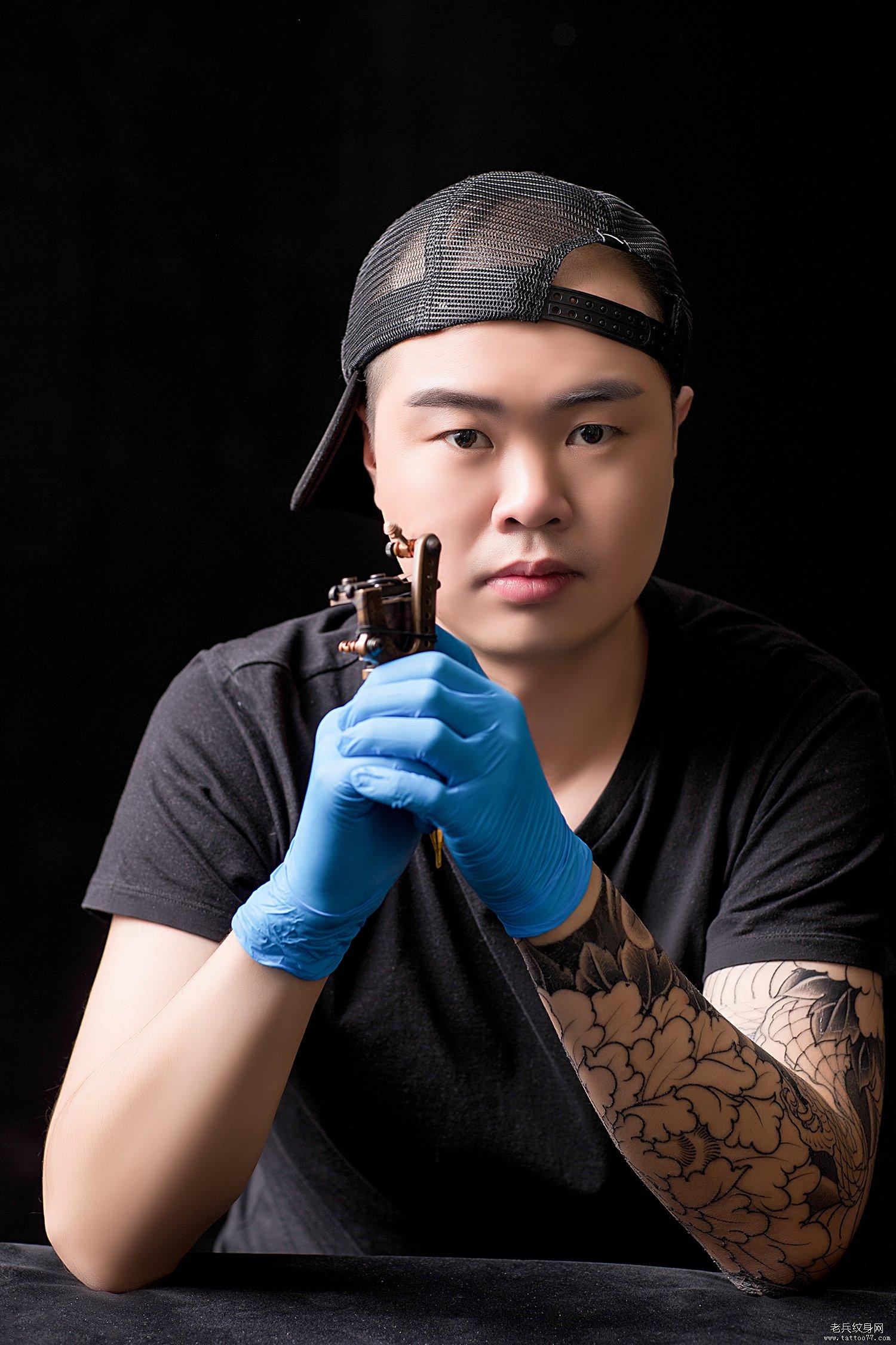 纹身师:小源