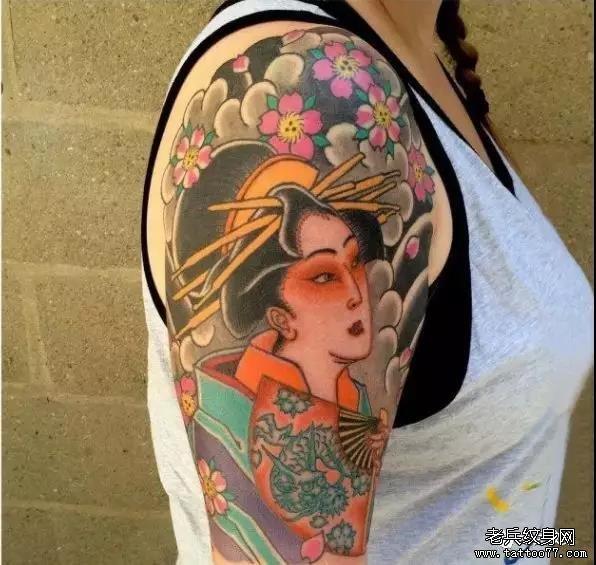 武汉纹身店 武汉纹身店  0 喜欢   浏览  艺伎,竟有种说不出的美!