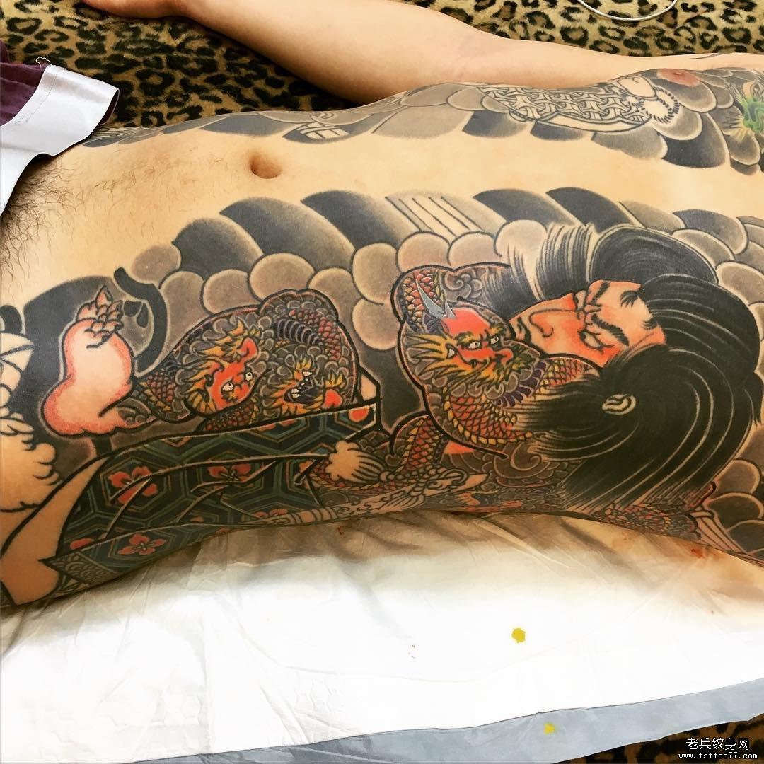 纹身主页 纹身图案大全 日本纹身图案大全  武汉纹身店 武汉纹身网  0图片
