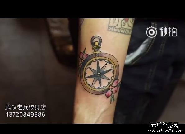 2018最新手臂纹身图案