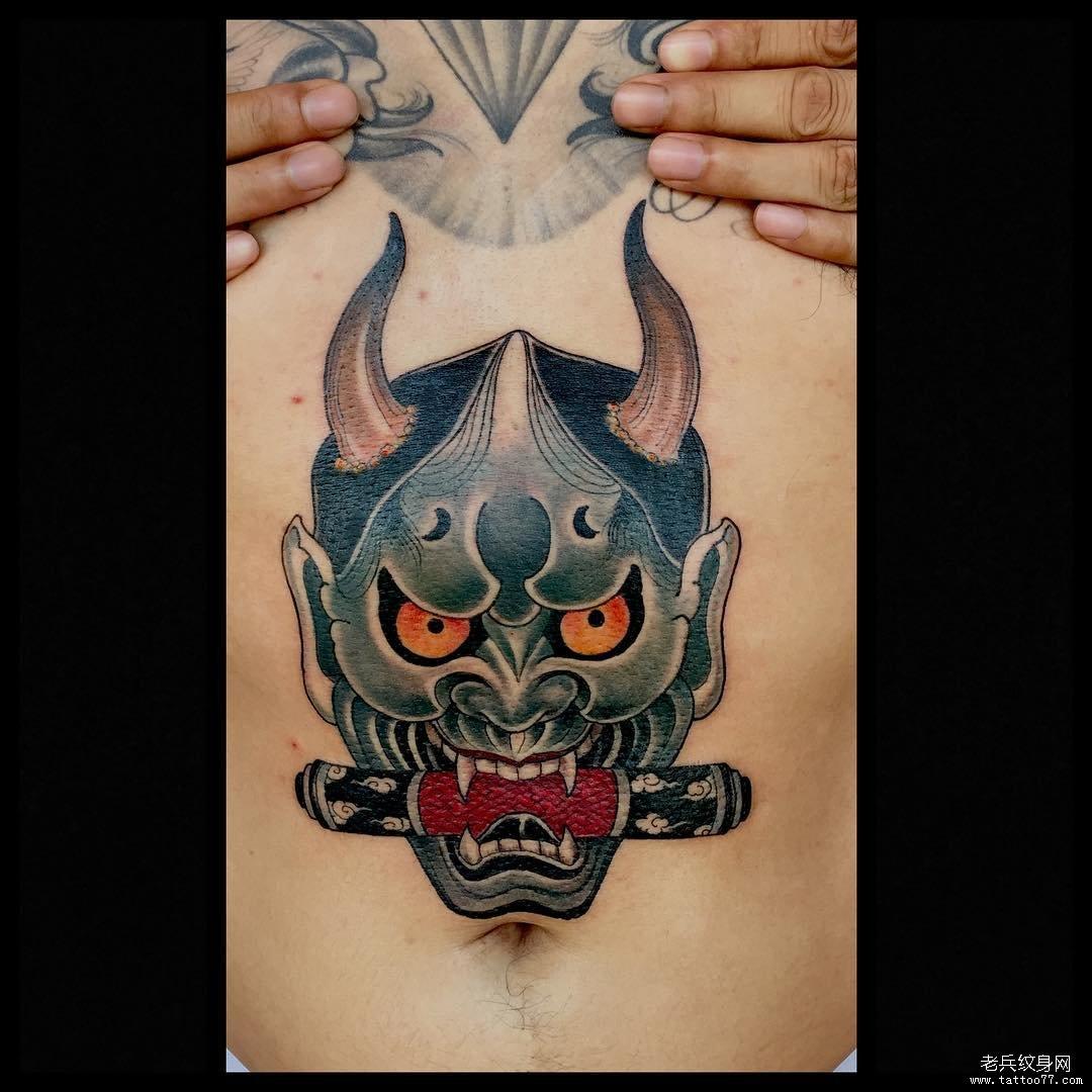 日本纹身图案大全