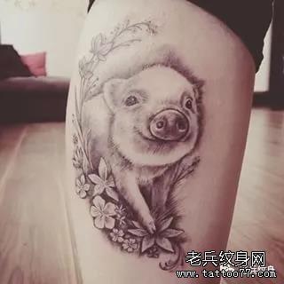纹身主页 新闻资讯 国内国际纹身刺青资讯     哪知这孩子长大成人