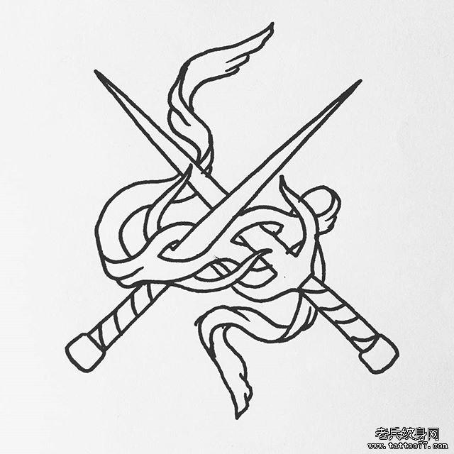 神奇宝贝简笔画wuqi