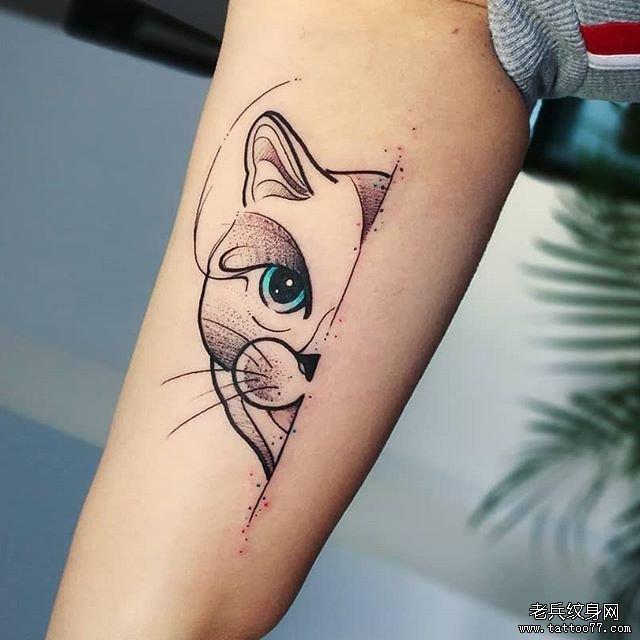精美纹身图案及手稿 纹身作品 一站搞定!图片